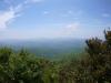 湯湾岳山頂から南方向