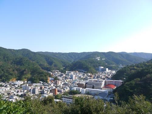 平田町方向