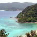 加計呂麻島・佐知克の海
