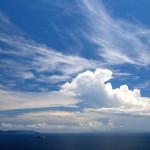 西古見から徳之島