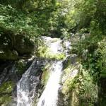 宇検村アランガチの滝