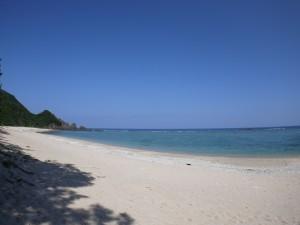 加計呂麻島・徳浜