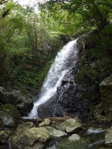ケンムンの滝