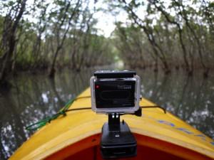 GoProでビデオ撮影
