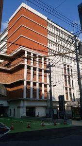 奄美市役所、新庁舎